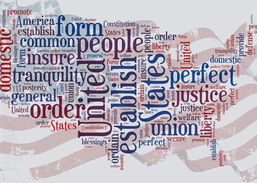 us-map-preamble-word-cloud-paulette-b-wright